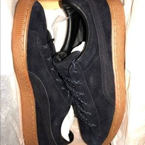 Puma Suede Basket Sneakers *Brand New*